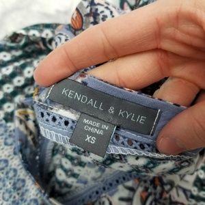 Kendall & Kylie Pants - ♡Kendall & Kylie Halter Neck Open Back Mini Romper